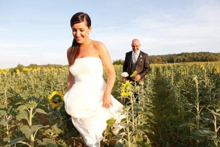 Sonia y David, boda